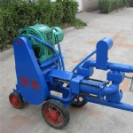 XZS230/40 Single Cylinder Piston cement Grouting Pump
